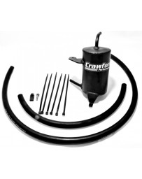 Crawford Air Oil Separator (Baja Edition) - 2013-2014 Outback 2.5i
