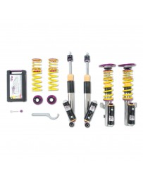 Toyota Supra GR A90 MK5 KW Clubsport Coilovers 3-Way