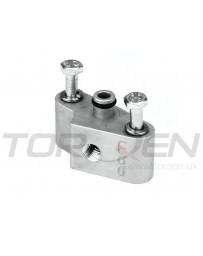 350z AAM Competition Fuel Pressure Gauge Adapter
