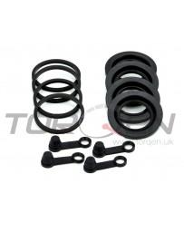 Nissan OEM Rear Brake Caliper Seal Rebuild Kit - Nissan 300ZX / Skyline R32 GT-R GTS-T / R33 GTS