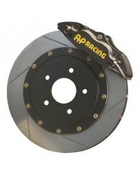 "300zx Z32 AP Racing Rear Big Brake Kit Track Version 13"" 2pc Slotted Rotors Gray"