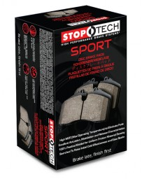 300zx Z32 Stoptech Sport Brake Pads, Front - Nissan Skyline GT-R 89-94 R32 Non Spec-V