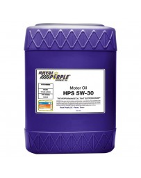 Royal Purple HPS High Performance SAE 5W-30 Synthetic Motor Oil, 5 Gallons