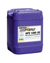 Royal Purple HPS High Performance SAE 10W-30 Synthetic Motor Oil, 5 Gallons
