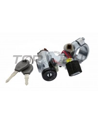 300zx Z32 Nissan OEM JDM RHD Steering Lock w/ Key Assembly M/T T-Top & Slicktop - 8/92 - 9/93 Z32