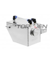 350z DE Weapon-R Aluminum Coolant Overflow Tank, Polished