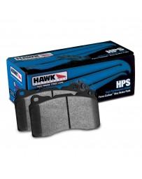 Hawk Rear Brake Pad Set HPS 240SX 280ZX 300ZX
