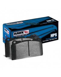 EVO 8 & 9 Hawk High Performance Street Rear Brake Pads
