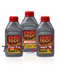 Motul Racing Brake Fluid 3-Pack