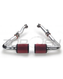 370z Stillen Generation 3 Ultra Long Tube Dual Intake Kit
