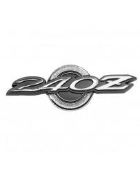 240Z Emblem Roof Pillar OEM 240Z Series 1