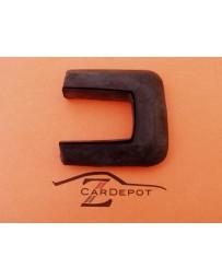 Bumper End Rubber Left Rear OEM 240Z