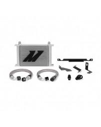 EVO 8 & 9 Mishimoto Silver Aluminum Oil Cooler Kit