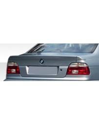1997-2003 BMW 5 Series E39 4DR Duraflex AC-S Wing Trunk Lid Spoiler - 3 Piece
