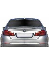 2011-2016 BMW 5 Series F10 Carbon AF-1 Rear Trunk Wing Spoiler ( CFP ) - 1 Piece