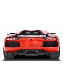 2011-2017 Lamborghini Aventador Carbon AF-1 Wing ( CFP ) - 1 Piece