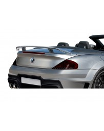 2004-2010 BMW 6 Series M6 E63 E64 2DR AF-2 Trunk Spoiler ( GFK ) - 1 Piece