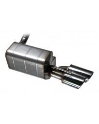 QuickSilver Alvis TC21/100 - Stainless Steel Exhaust (1954-55)