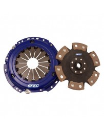 EVO 8 & 9 SPEC Stage 4 Clutch Kit