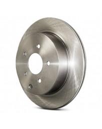 EVO 8 & 9 Centric C-Tek™ Standard Rear Brake Rotor