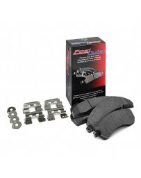 EVO 8 & 9 Centric Posi Quiet™ Premium Semi-Metallic Rear Disc Brake Pads