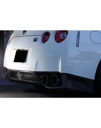 VeilSide Rear Bumper Spoiler FRP Fuel Tank Transfer Required Nissan GTR 1989-1994