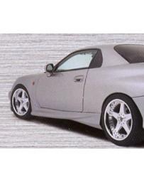 VeilSide 1994-2000 Mitsubishi FTO JDM DE3A C-I Model Side Skirts (FRP)