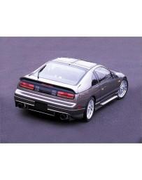 VeilSide 1990-1996 Nissan 300ZX Fairlady Z32 EC-I Model Complete Kit (FRP)