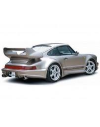 VeilSide 1989-1994 Porsche 911 Turbo 964 EC-I Model Rear Bumper Spoiler (FRP)