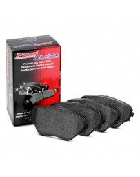 EVO 8 & 9 Centric Posi Quiet™ Extended Wear Semi-Metallic Front Disc Brake Pads