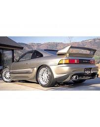 VeilSide 1991-1999 Toyota MR2 SW20 C-I Model Rear Bumper Spoiler (FRP)