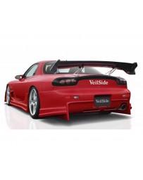 VeilSide 1993-2002 Mazda RX7 FD3S VS D1-GT Model Rear Bumper Spoiler (FRP)