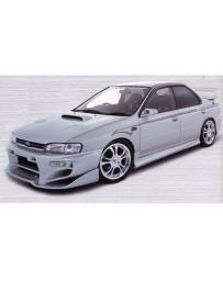 VeilSide 1993-2001 Subaru Impreza GC8 C-I Model Complete Kit (FRP)