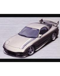 VeilSide 1993-2002 Mazda RX7 FD3S C-I Model Complete Kit (FRP)