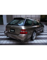 VeilSide 1996-1997 Honda Accord 4Cly. Wagon CE1 EC-1 Model Rear Half Spoiler (FRP)