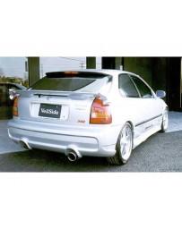 VeilSide 1996-2000 Honda Civic HB EK4 EC-I Model Rear Wing (FRP)