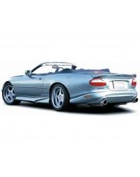 VeilSide 1996-2006 Jaguar XK-8 (X100) EC-I Model Rear Spoiler (FRP)