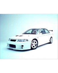 VeilSide 1997-2001 Mitsubishi Lancer EVO IV, V, VI CN9A/ CP9A EC-I Model Side Skirts (FRP)