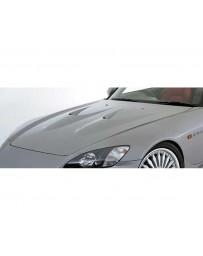 VeilSide 2000-2009 Honda S2000 AP1/ AP2 Millenium Model FRP Hood (FRP)