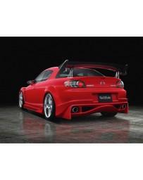 VeilSide 2003-2008 Mazda RX8 SE3P VS D1-GT Model GT WING (FRP)