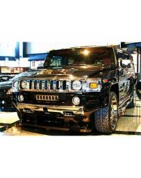 VeilSide 2003-2009 Hummer H2 USA Model FRP Front & Rear Protector