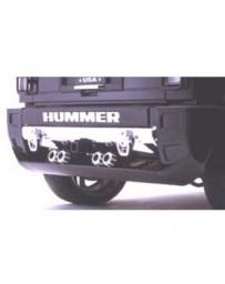 VeilSide 2003-2009 Hummer H2 USA Model Rear Protector (FRP)
