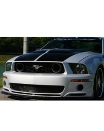 VeilSide 2005-2009 Ford Mustang GT USA Model Funnel Rams (FRP)