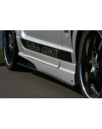 VeilSide 2005-2009 Ford Mustang GT USA Model Side Skirts & Door Panels (FRP)
