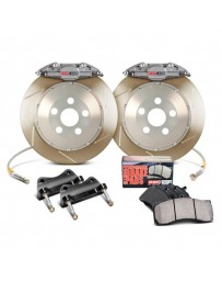 EVO 8 & 9 StopTech Trophy Slotted Rear Brake Kit