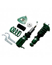 "EVO 8 & 9 Tein 0.6""-2.4"" x 0""-2.7"" Mono Sport Front and Rear Lowering Adjustable Coilover Kit"