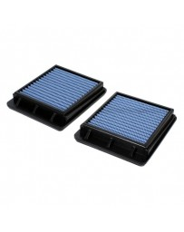 R35 aFe Magnum Flow™ Pro 5R Panel Blue Air Filter