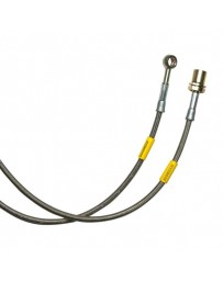 R35 GT-R Goodridge G-Stop Stainless Steel Braided Brake Lines