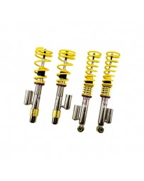 "R35 KW Suspensions 0.4""-1.2"" x 0.8""-1.5"" V3 Inox-Line Front and Rear Lowering Adjustable Coilover Kit"