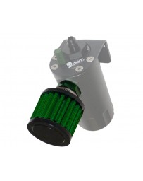 R35 Radium Engineering Barb Fitting Adapter with Air Filter
